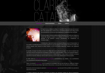 Clarisse Catarino – Artiste